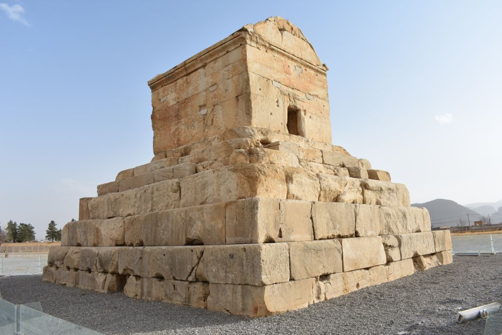 Cyrus the Great Tomb